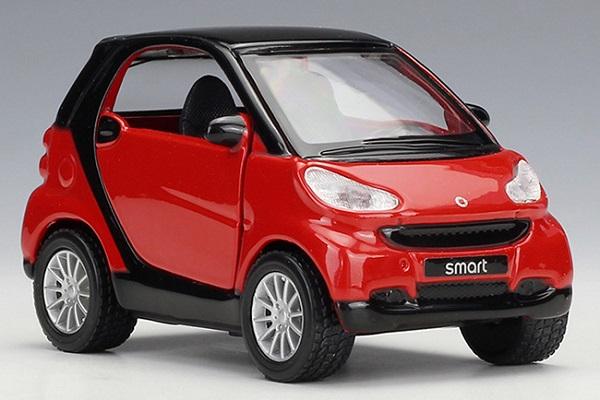 โมเดลรถเหล็ก โมเดลรถยนต์ Benz Smart 2 2
