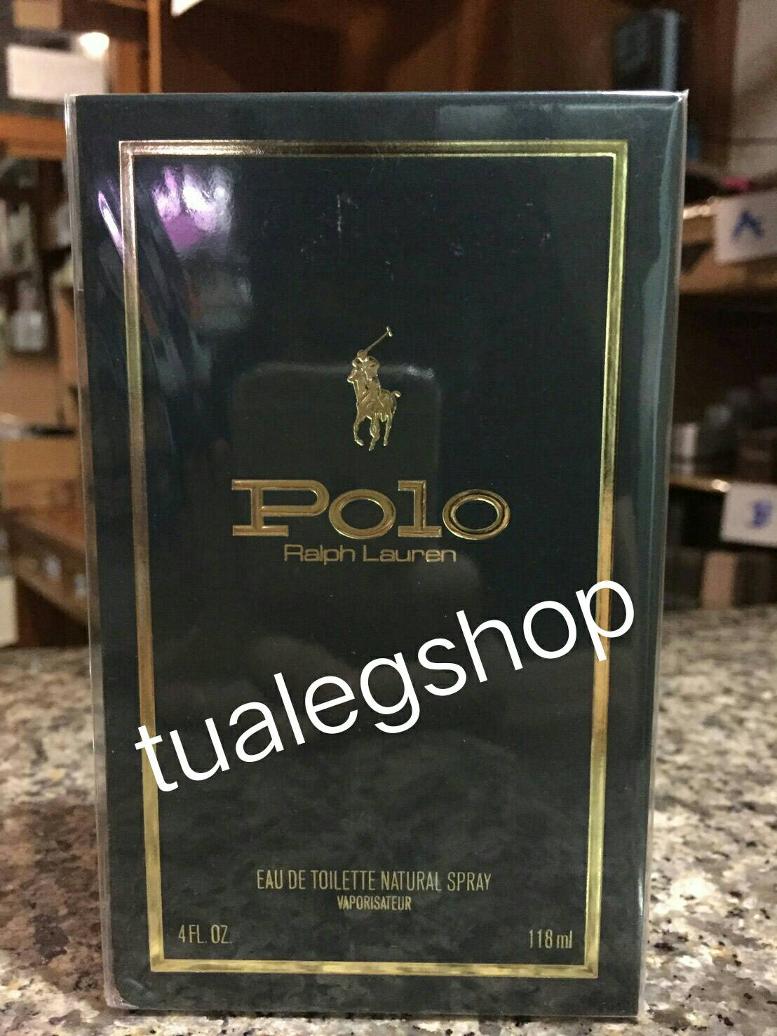 Ralph Lauren Polo EDT 118 ml.