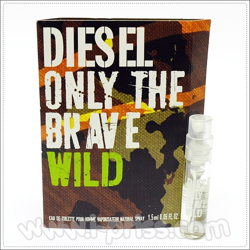 DIESEL Only The Brave Wild (EAU DE TOILETTE) Pour Homme