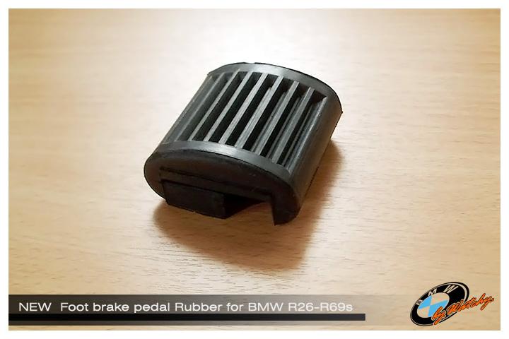 ยางหุ้มแป้นเบรคเท้า ของใหม่ สำหรับ BMW R26-R69s หรือรุ่นอื่นๆ