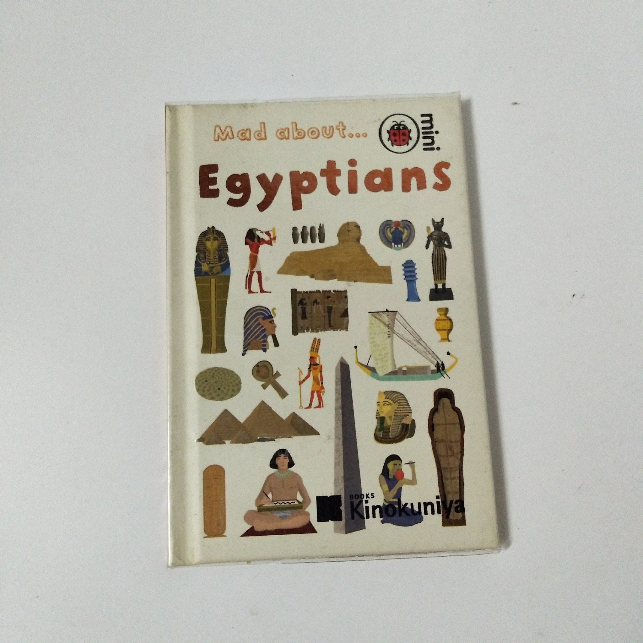 Mad about Egyptians (ปกแข็ง)   Book by Claire Hawcock