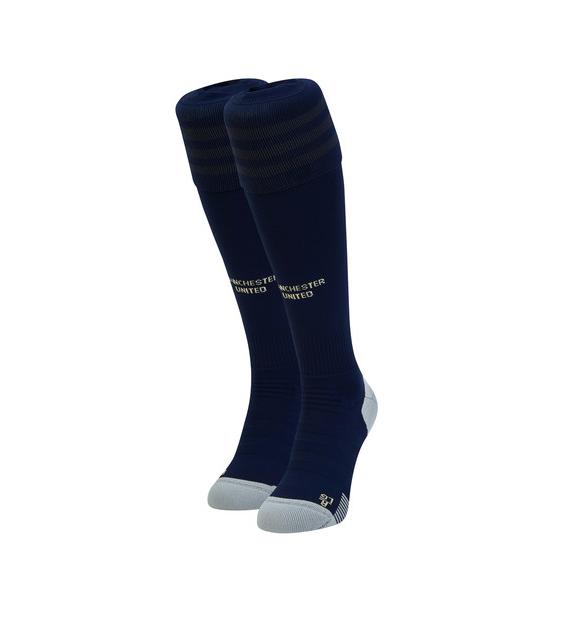 ถุงเท้าแมนเชสเตอร์ ยูไนเต็ด Third Socks 2018-19 ของแท้