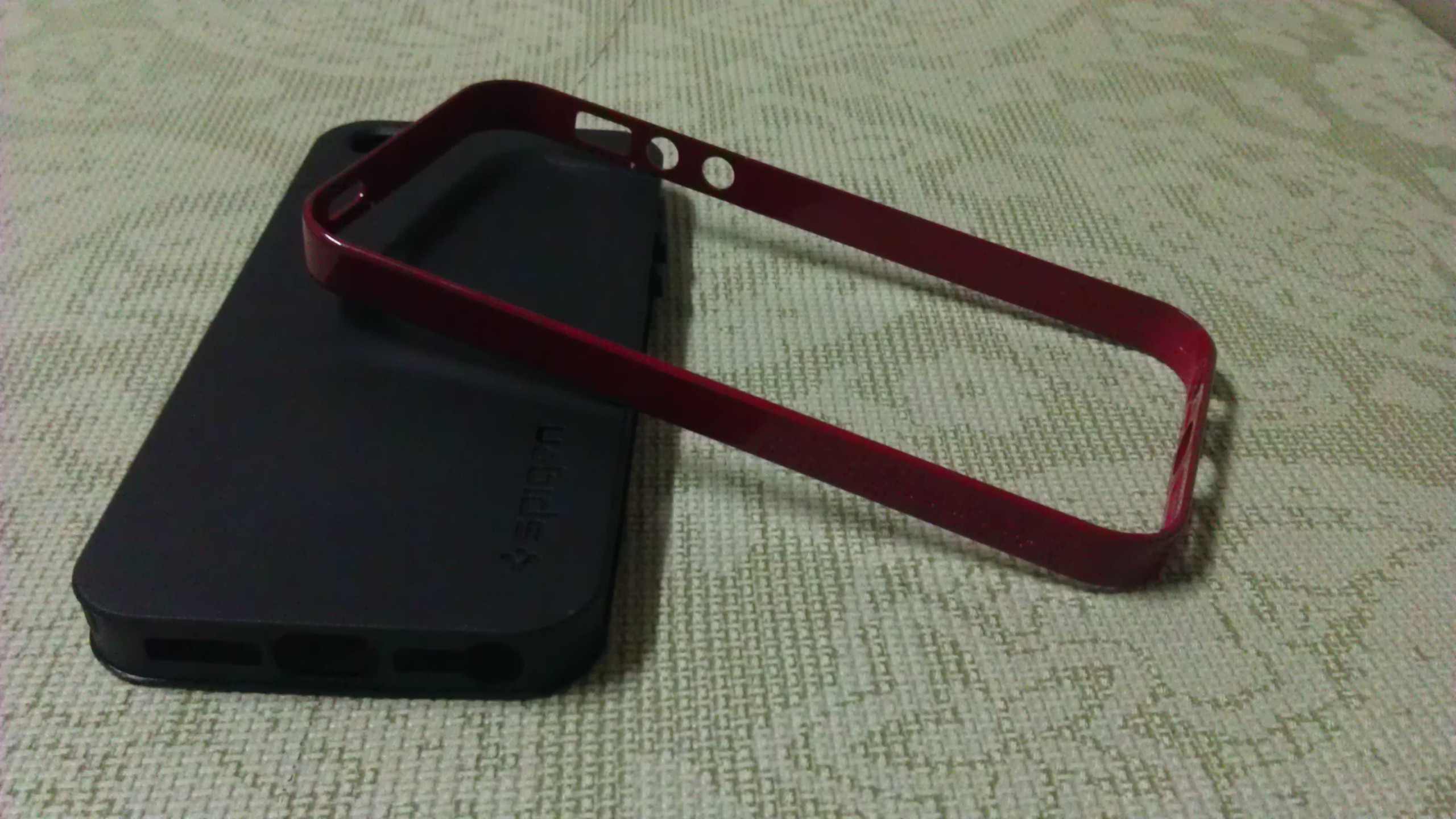 Case SGP Neo Hybrid EX Series For Iphone 5