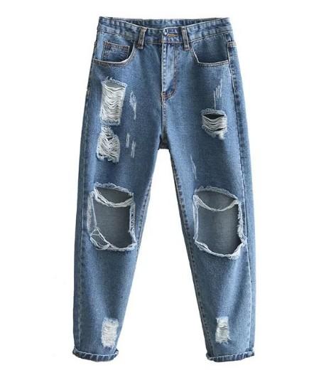 กางเกงยีนส์แฟชั่นแบรนด์