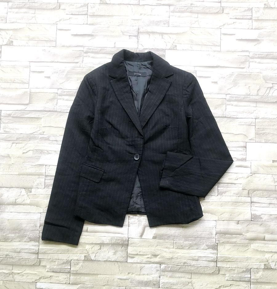 ส่ง:งานจีนเสื้อสูทคลุมเนื้อดีด้านในมีเย็บซับในให้ด้วยงานสวย/อก33