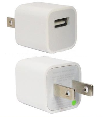Adapter USB Charger (คละสี)