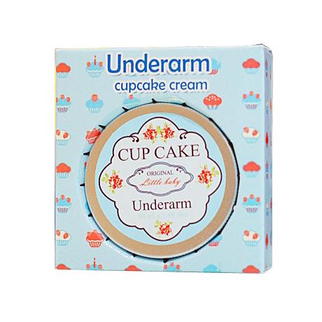 Cupcake cream under Arm By littlebaby คัพเค้กอันเดอร์อาร์มบายลิตเติ้ลเบบี้