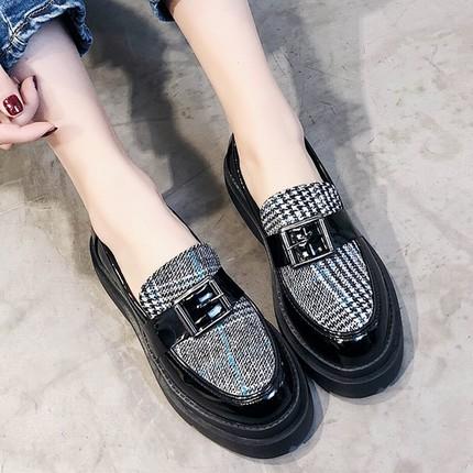 รองเท้าแฟชั่นเกาหลี BOYISH STYLE