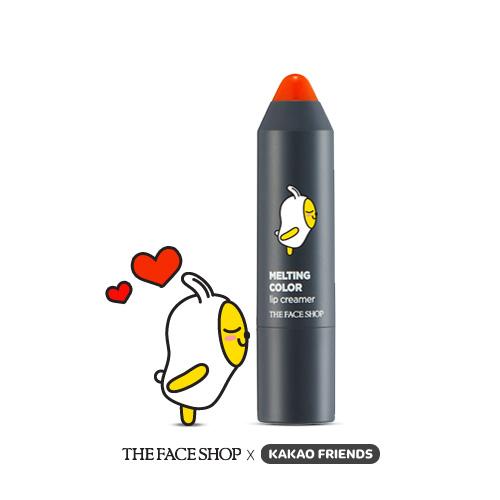 The Face Shop Melting Lip Colour Creamer