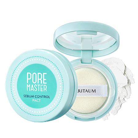 *พร้อมส่ง*Aritaum pore master sebum control pact