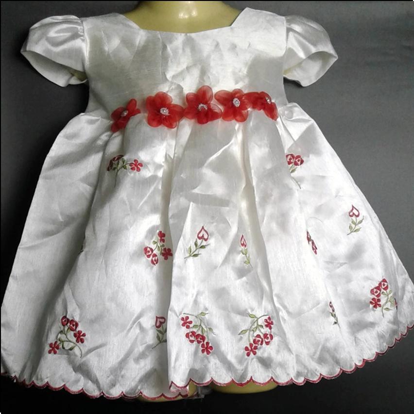 ชุดเจ้าหญิงเด็กเล็กวัยหัดเดิน BL481