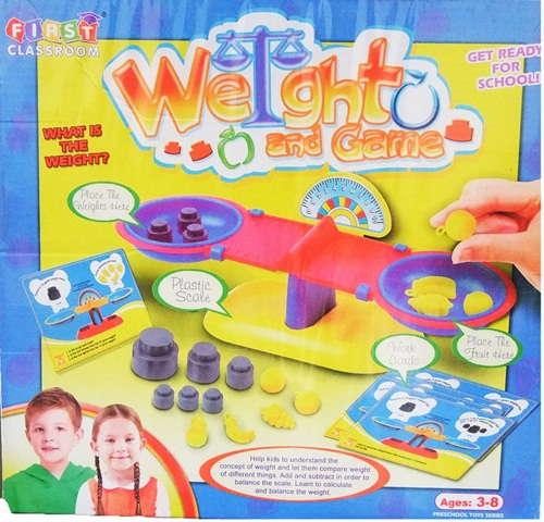 Weight and Game เกมตาชั่ง