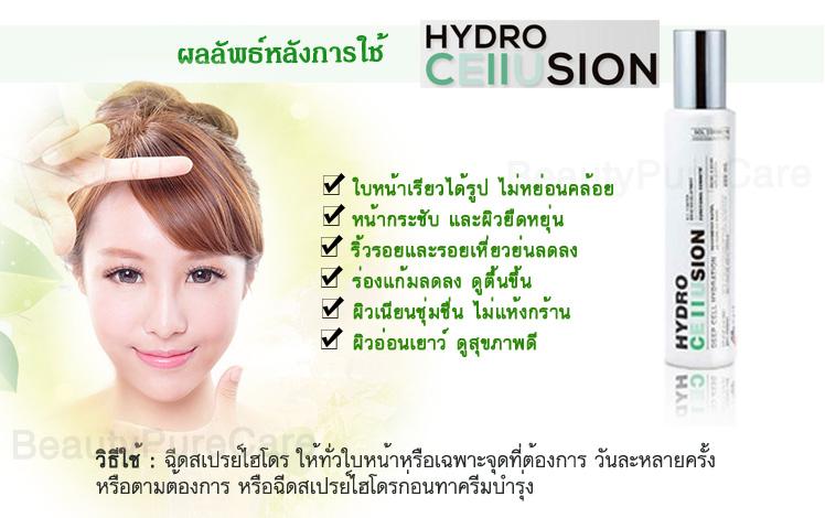 Hydro Cellusion