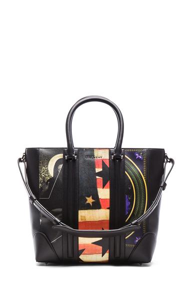 กระเป๋า Givenchy Medium Printed Lucrezia Tote Multi