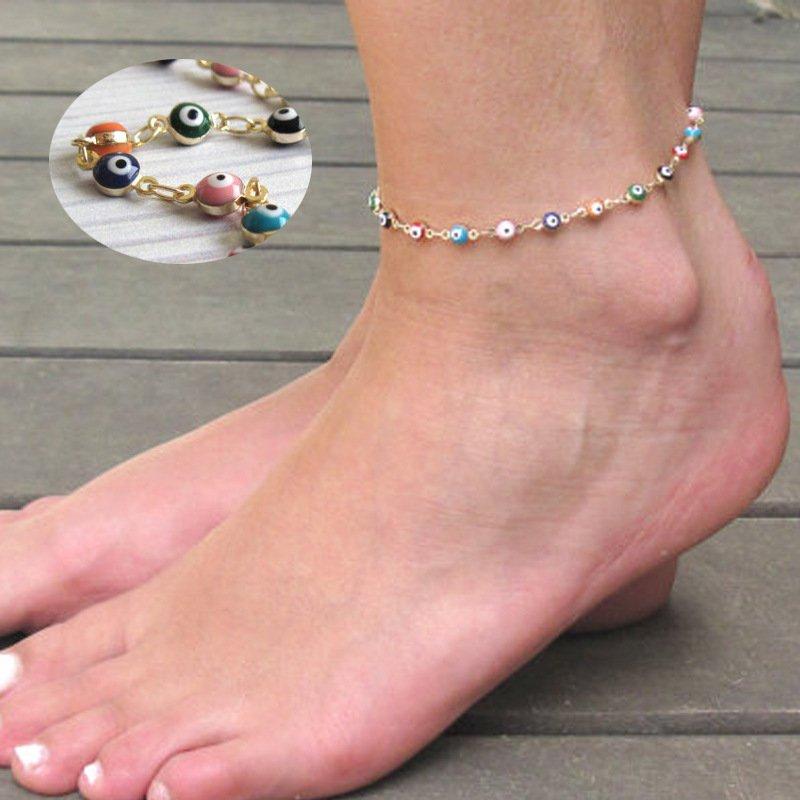 สร้อยข้อเท้า Beach accessories Euro women