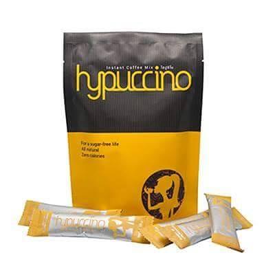 กาแฟไฮปูชิโน่ Hypuccino instant coffee mix 1 ซอง 10 อัน