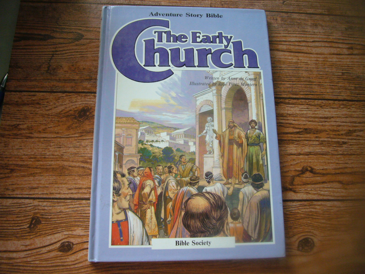 The Early Church (Adventure Story Bible)