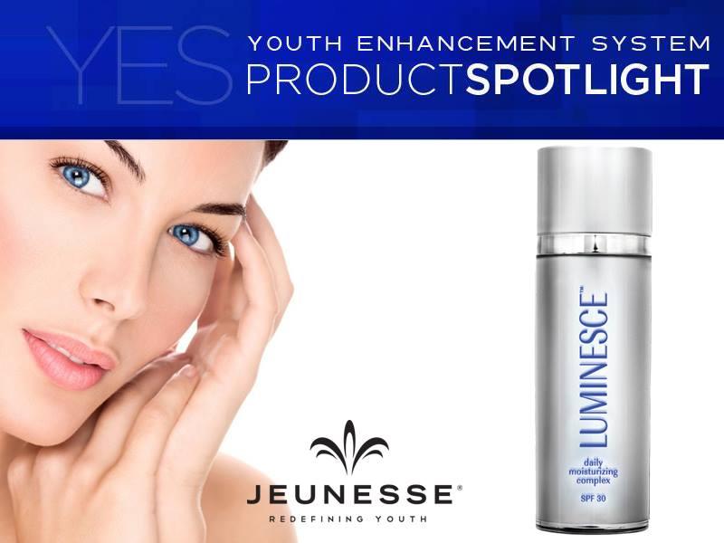ครีม luminesce daily moisturizing complex