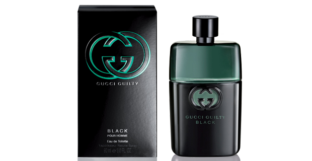 น้ำหอม (กล่อง Tester) Gucci Guilty Black for Men EDT 90ml. ของแท้ 100%