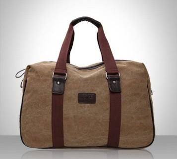 กระเป๋าแฟชั่น CanvasArtisan สีน้ำตาล (รหัส ca1)