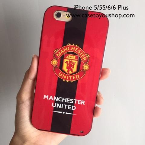 เคสไอโฟน Manchester United Team for iPhone 5C