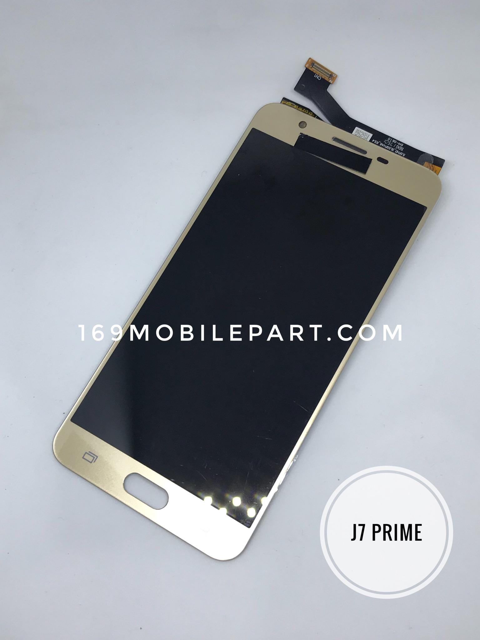 หน้าจอซัมซุง Samsung Galaxy J7 Prime สีทอง (จอชุด)