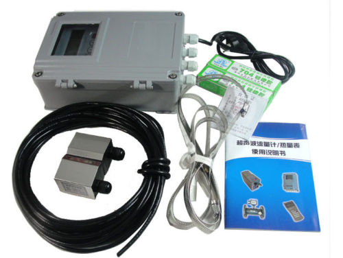 Ultrasonic Flow Meter (อุลตร้าโซนิคโฟลว์มิเตอร์) แบบติดกำแพง รุ่น TDS-100F-M2 DN50-700mm