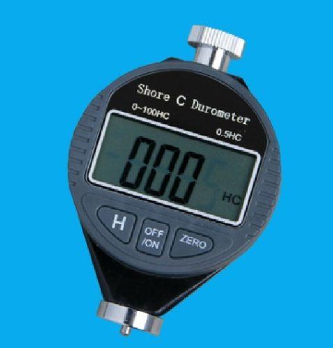 เครื่องวัดความแข็งยาง(Digital Hardness Rubber Tester) แบบดิจิตอล Shore Type C 0-100 HC