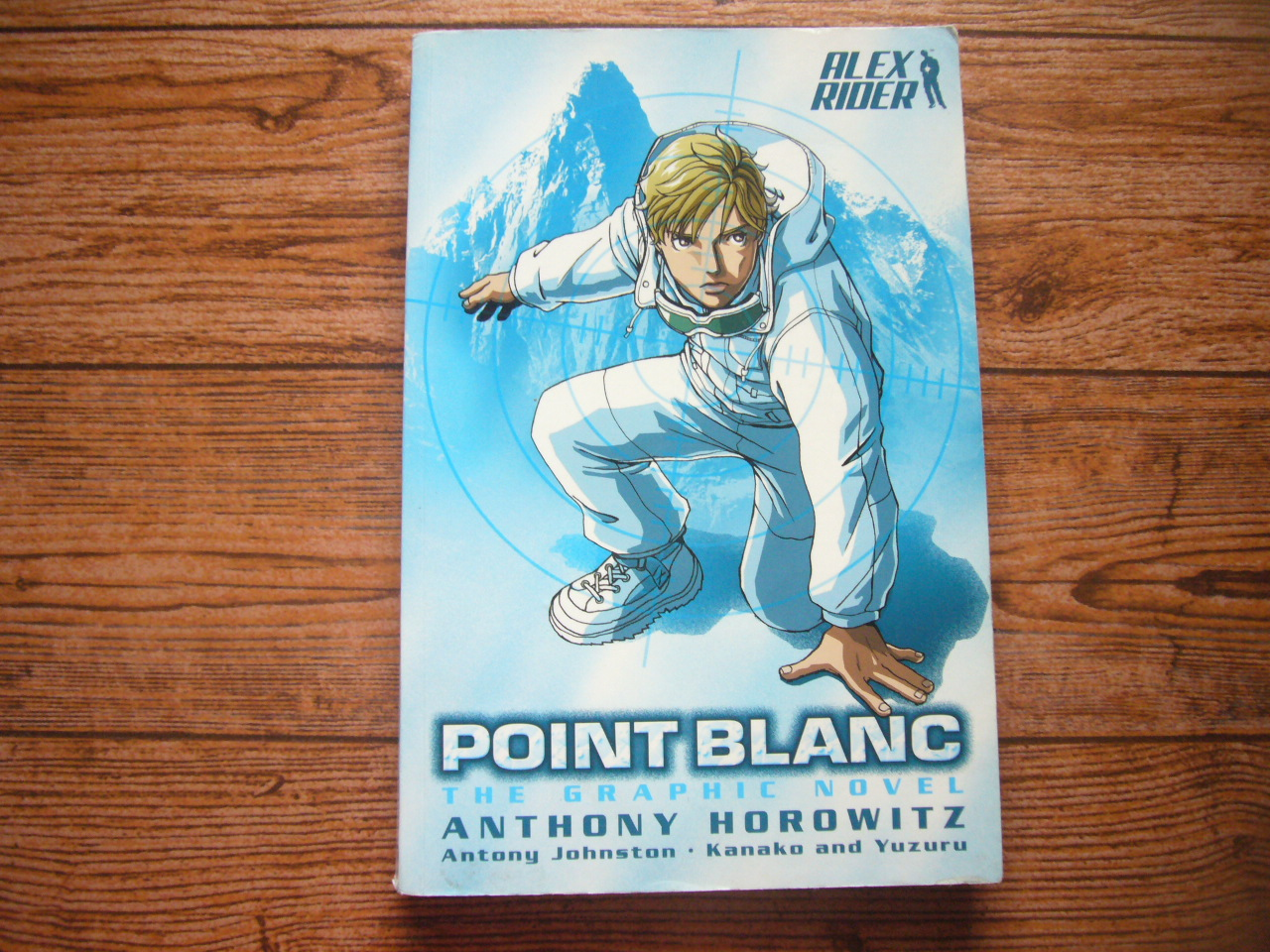 alex rider point blanc book report Alex rider point blanc plot i ve read a book called alex rider point blanc the book is written by the author anthony horowitz and it was published in the.