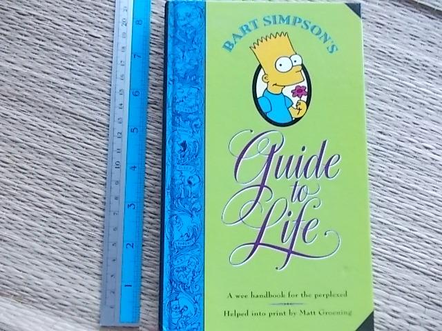 Bart Simpson's Guide to Life(Hardback)