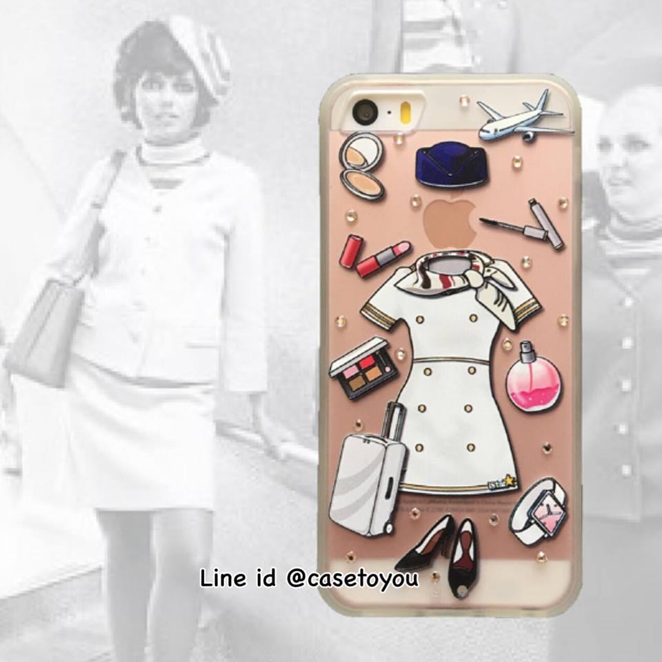 เคสสุดชิค สไตล์สาวเปรี้ยว New 02 iPhone 5/5S/SE
