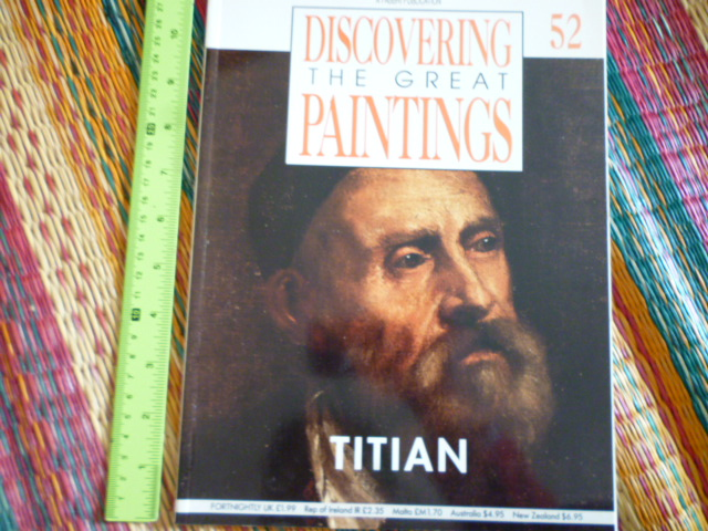 Discovering the Great Paintings 52: TITIAN
