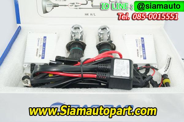 ไฟ xenon kit H4Slide AC35W Ballast N3