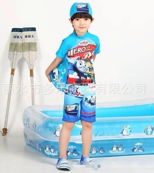 SMC-F1-034 ชุดว่ายน้ำแฟชั่น คนๆ/อ้วน เด็ก ดารา