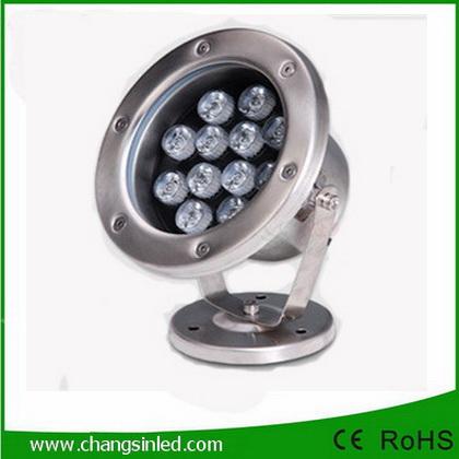 โคมไฟใต้น้ำ LED 12x1W DC12V