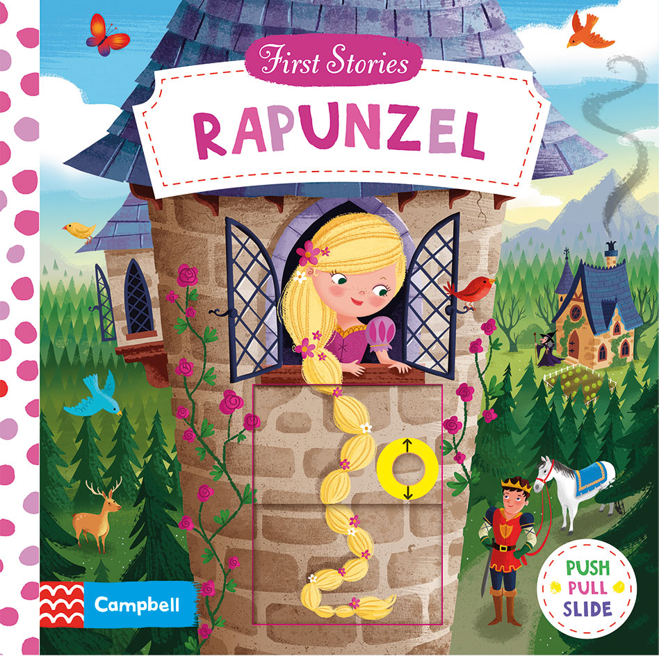 (First Stories) Rapunzel