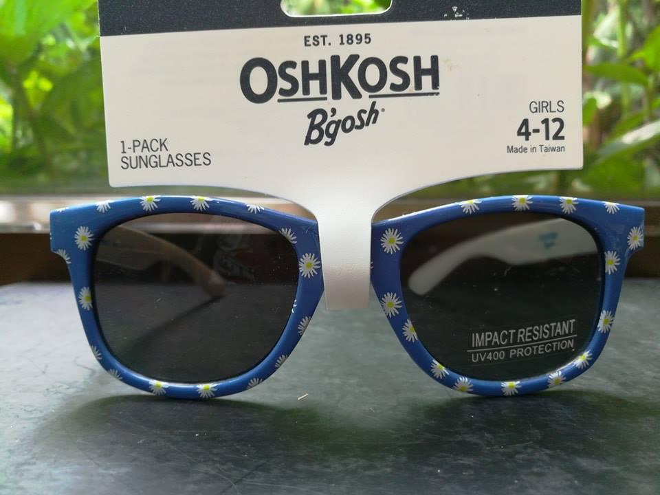 OSHKOSH'S UV400 Protection 4-12months