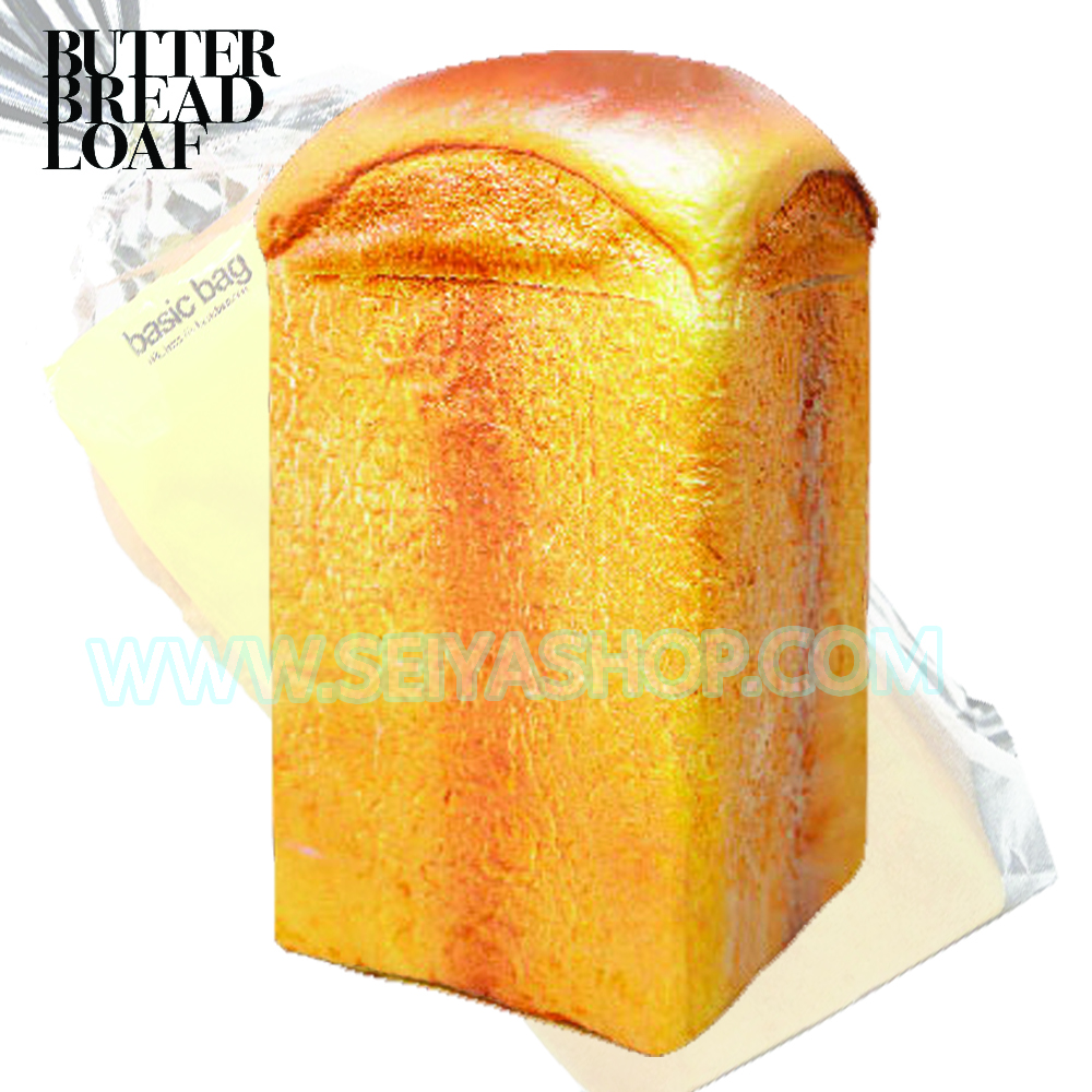 I116 I-Bloom squishy butter bread loft (soft super) สีเหลือง มีกลิ่น ลิขสิทธิ์แท้ ญี่ปุ่น