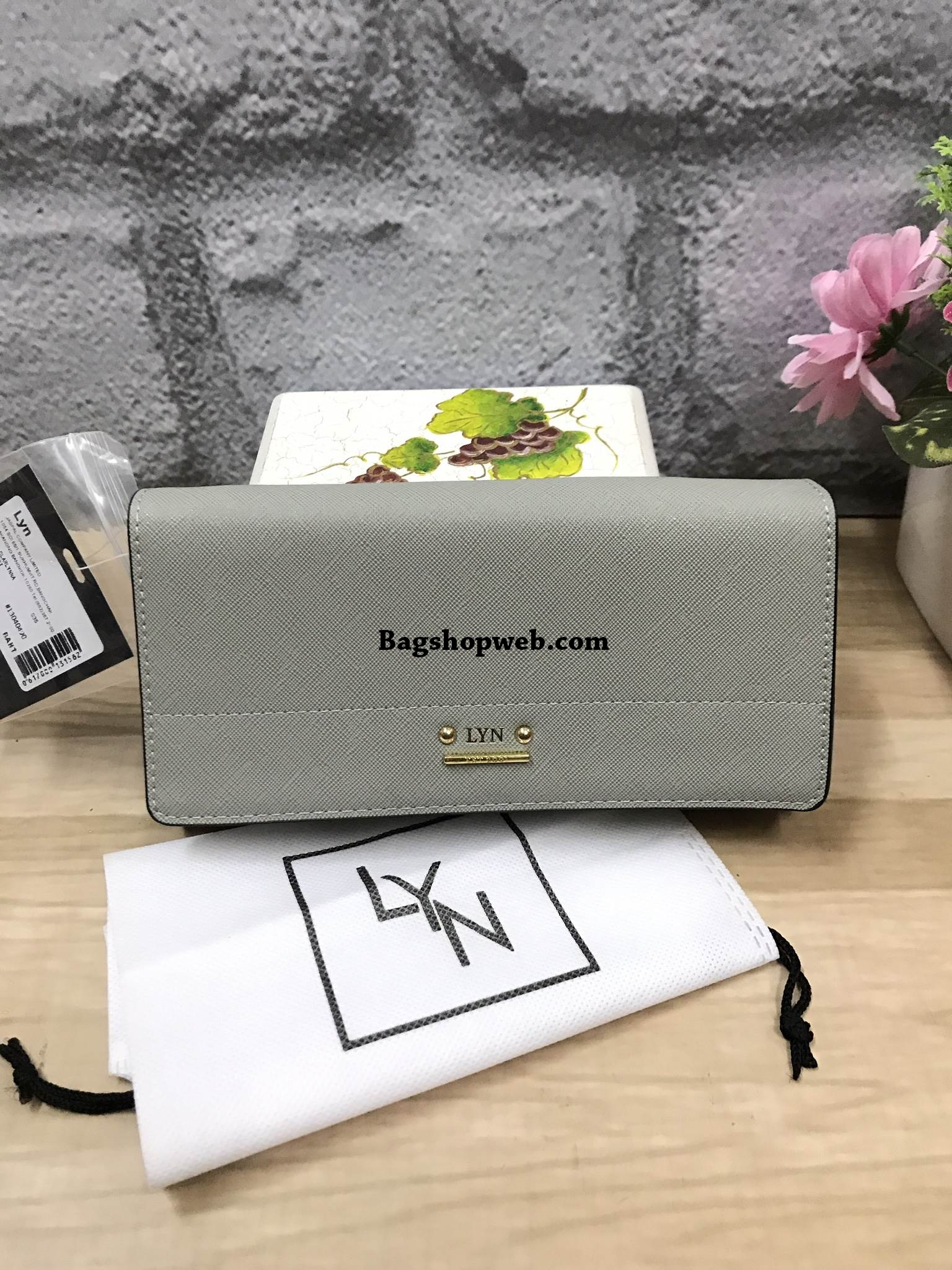 LYN PANDORA LONG WALLET 2017