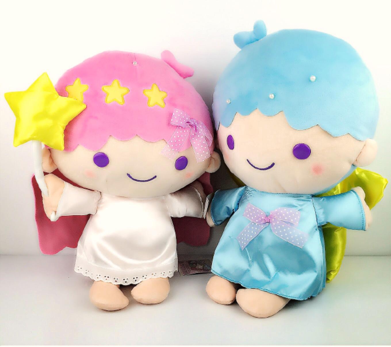 ตุ๊กตา little twin stars ขายเป็นคู่