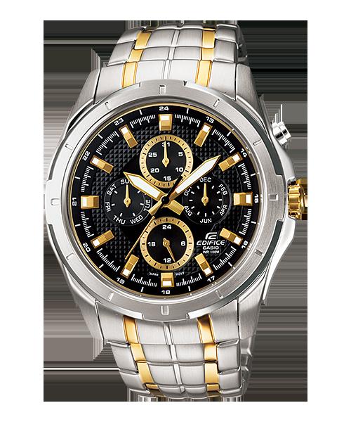 นาฬิกาข้อมือ CASIO EDIFICE MULTI-HAND รุ่น EF-328SG-1AV