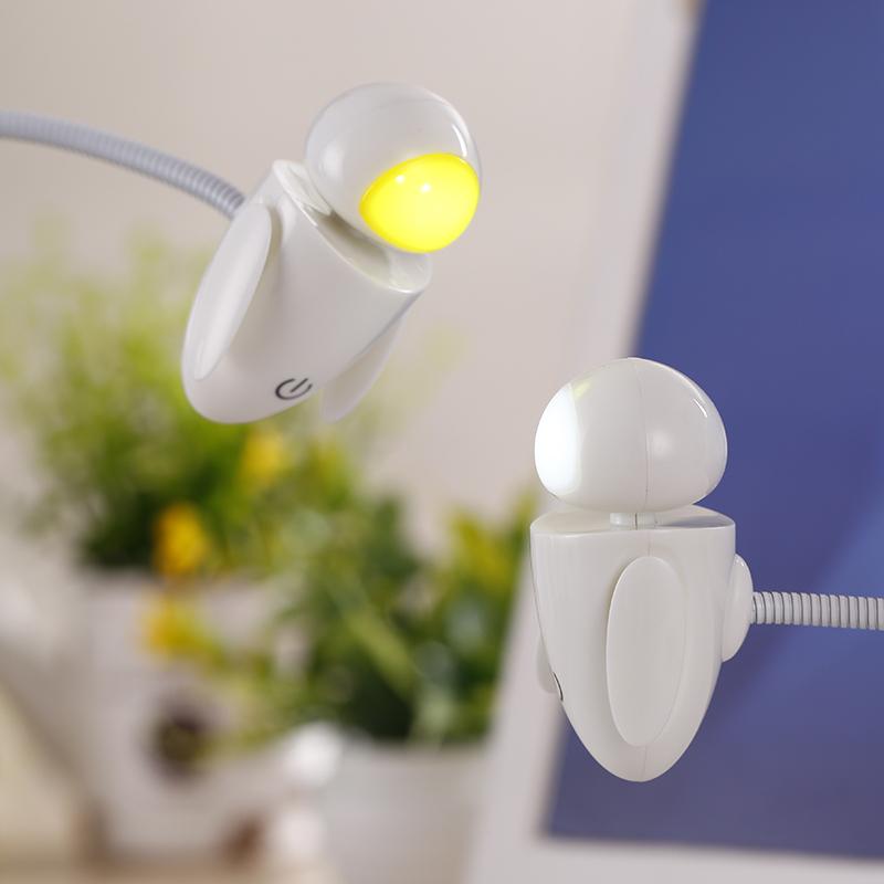 โคมไฟ EVE USB หุ่นยนต์ ในเรื่อง Wall-e