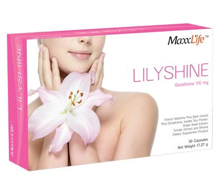 MaxxLife LILY SHINE 30 เม็ด