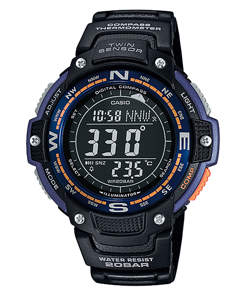 CASIO OUTGEAR รุ่น SGW-100-2B