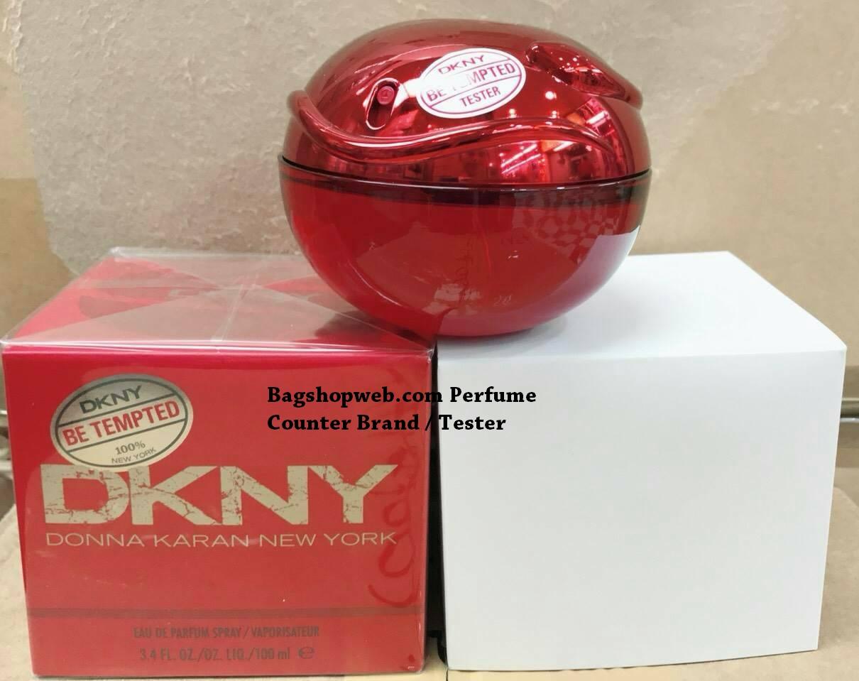 น้ำหอม DKNY Be Tempted EAU 100ml. Counter Brand &Tester แท้