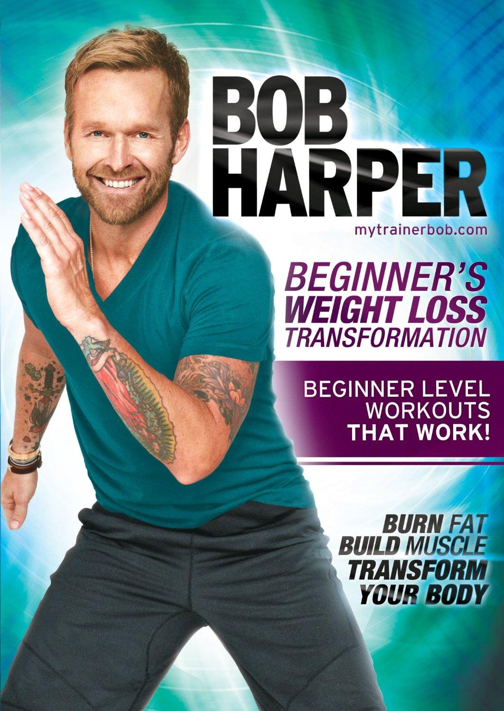 Bob Harper Beginner's Weight Loss Transformation