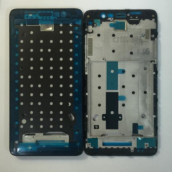 เฟรมขอบจอ / เคสรองจอ Xiaomi Redmi Note3 สีทอง