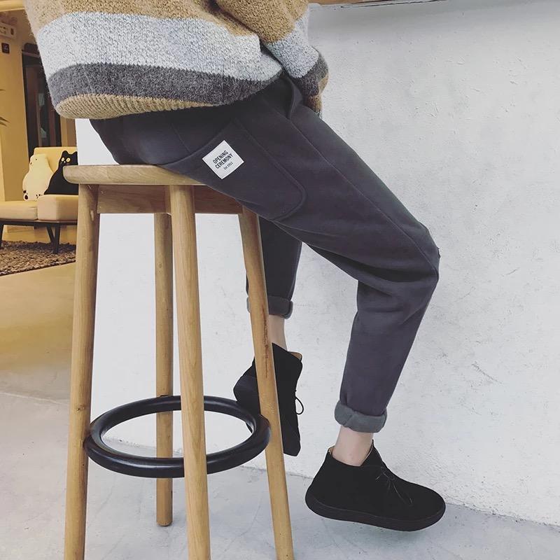 กางเกงแฟชั่น กันหนาว