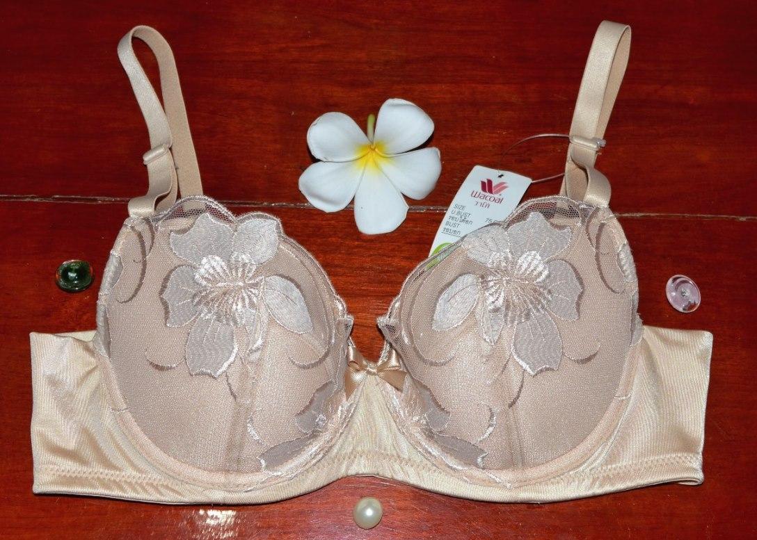 ชุดชั้นในวาโก้ Beauty Secret รุ่น WB5V55 Size A80