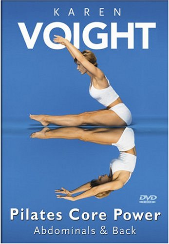 Pilates Core Power Abdominals & Back with Karen Voight